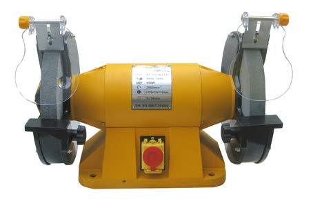 Ayerbe - Esmeril profesional ay-200-tx con interruptor