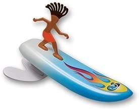 Surfer Dudes Wave Powered Mini-Surfer and Surfboard Toy - Blue Hossegor Hank (Old Version)