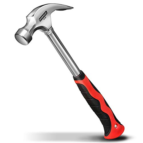 Overpeak 16 Ounce Claw Hammer