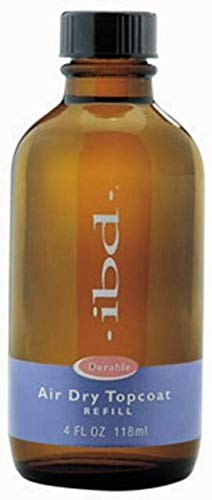 IBD Air Dry Brand Cheap Sale Venue Topcoat Refill Fluid 4 Ounce Outlet SALE