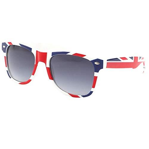 Eye Wear Lunettes de soleil angleterre drapeau UK - Mixte