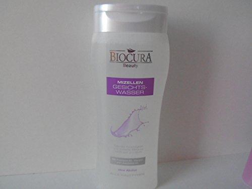 BIOCURA Beauty MIZELLEN GESICHTSWASSER mit Provitamin B5, Allantion und Lavendelextrakt 300 ml