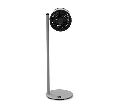BONECO Air Shower Ventilator F235 – 270 Grad manuell drehbarer Luftstrom - Steuerung über Bluetooth möglich, weiß