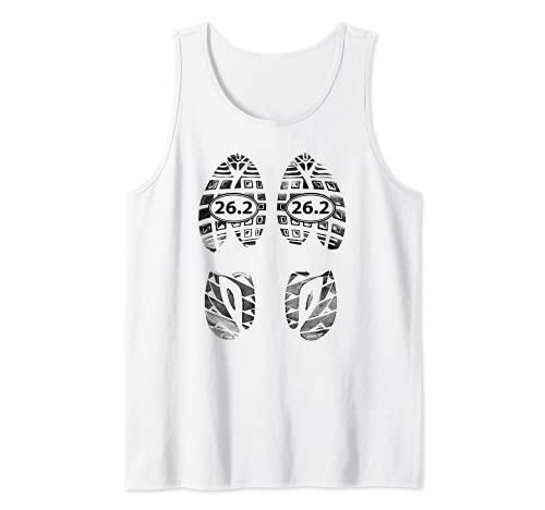 Marathon Runners Gifts – 26.2 Chaussures de course Débardeur