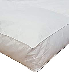 "Millsave 4"" Goose Down Mattress Topper Review"