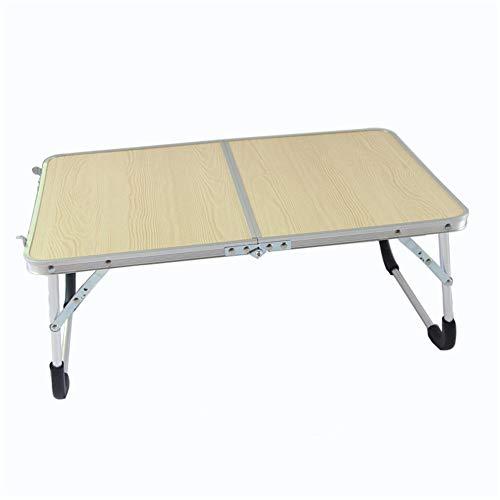 Poi Plegable de Aluminio Mesa de Ordenador hogar Cama Simples Estudiantes compartidas...
