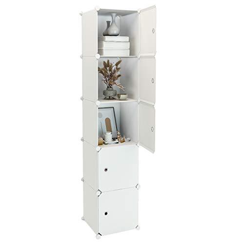 Aeitc Cube Storage Organizer 5-Cube (11.8