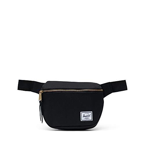 Herschel Fifteen Waist Pack, Black, 2.0L