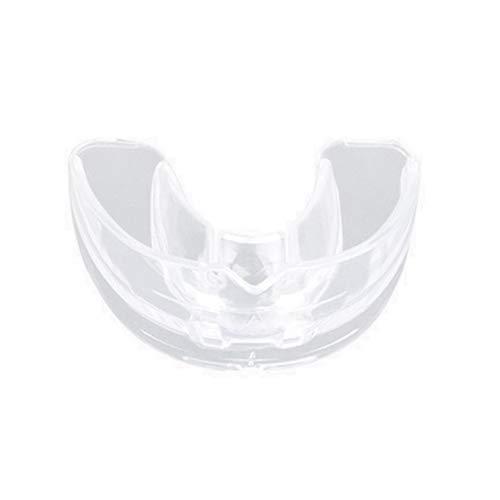 Unsichtbare kieferorthopädische Zahnspangen Deformierte Zähne Korrekte Trainerzähne Gerade Zahnabdeckung