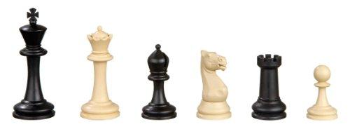 Philos-Spiele - Figura de ajedrez, 2 Jugadores [Importado de Alemania]