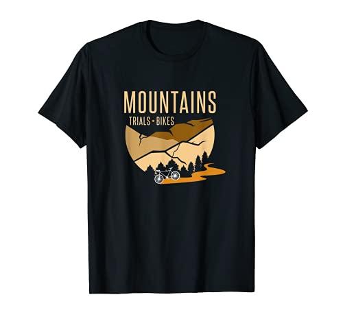 MTB I Fahrrad I Mountain Bike I Fahrrad T-Shirt