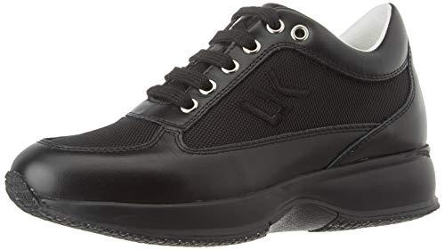 Lumberjack Raul 4, Sneaker Donna, Nero (Black Cb001), 39 EU