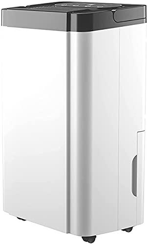 La capacità del serbatoio dell'acqua del deumidificatore del deumidificatore FT può essere collegata a uno scarico continuo di scarico in silenzio per i bambini del salotto bagni da camera da letto