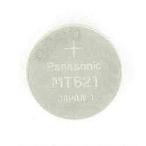 Akku für Solaruhren Typ Panasonic MT621 OHNE Kontaktfahne - Pufferbatterie - Capacitor