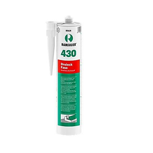 Ramsauer 430 Dreieckfase weiß 1K Hybrid Dichtstoff 310ml Kartusche
