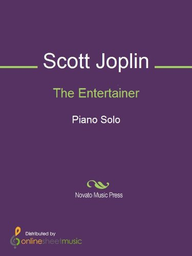 The Entertainer - Piano (English Edition)