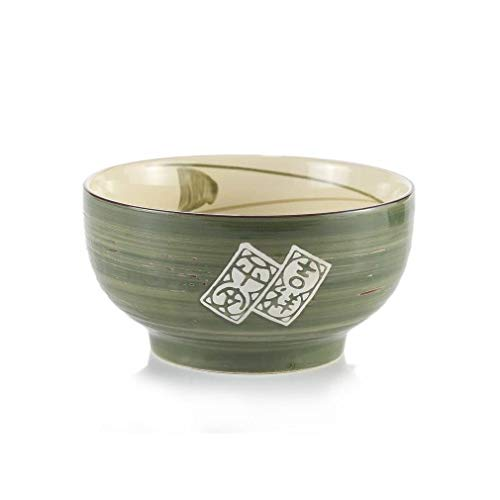 lachineuse Grand Bol Design Japonais - Spécial Soupes ou Nouilles