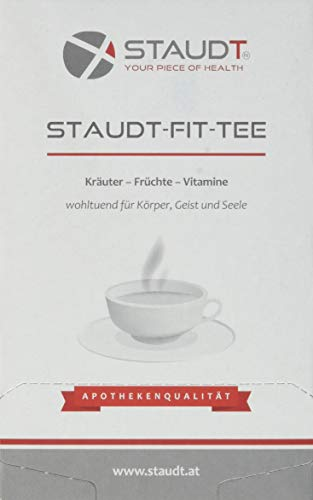 Staudt FIT Gelenks-Tee | Gelenks-Tee mit Vitamin C | Apothekenqualität