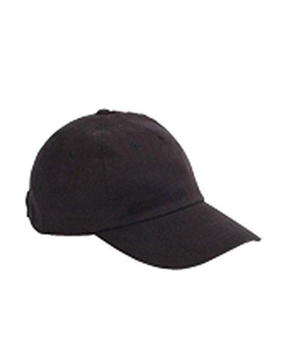 BX008 BX BX008 5PN BRSH TW UNSTR CAP BLACK OS