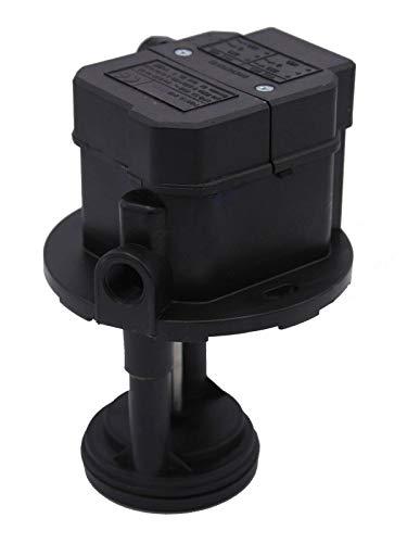 Kühlmittelpumpe 85 mm Eintauchtiefe für Bandsägen, Drehmaschinen, Kreissägen, Fräsmaschinen