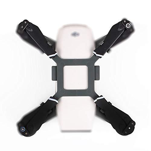 ZZjingli Kamera-Zubehör Motor Propellerblätter Schutz Halter for DJI Funken (schwarz) (grau) (Color : Grey)
