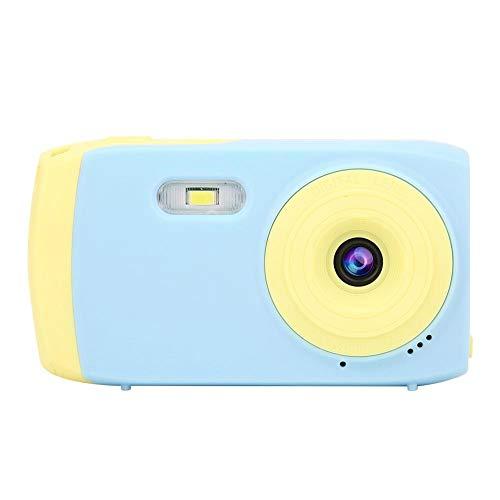 Mini-kindercamera, 8.0MP 1920x1080P 2 inch HD IPS-scherm Kinderen digitaal videocamera speelgoed, 4P lens Waterdichte digitale videocamera Mini Cartoon Cam voor jongen/meisje cadeau