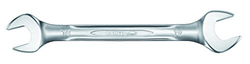 BAHCO(バーコ) Double Open-end Spanner 両口スパナ 17mm×19 6M-1719
