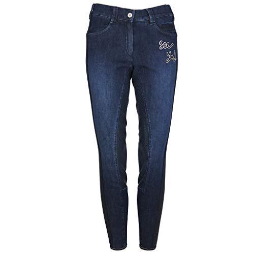 Pikeur Gianna Jeans Grip Größe: 80 Farbe: 7764 Denim Navy