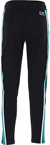 EA7 Pantalon Jogger pour femme, P/E 2020 Noir