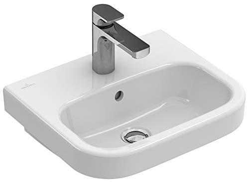 Villeroy & Boch Handwaschbecken Architectura 500 x 380 mm Weiß, 43735101