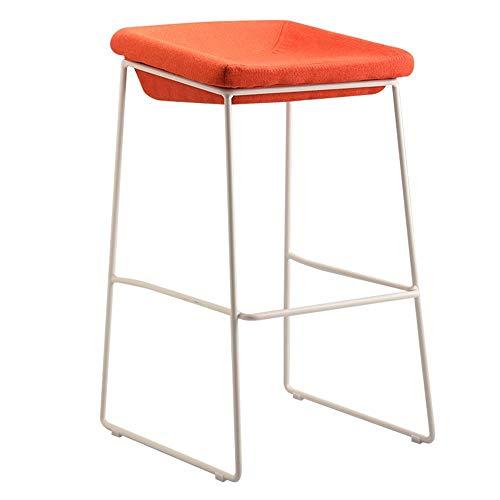 Idong barkruk – keuken, voetensteun, comfortabele voetensteun, voor eetkamer, keuken, meubels, 45 x 43 x 71 cm, Idong #01