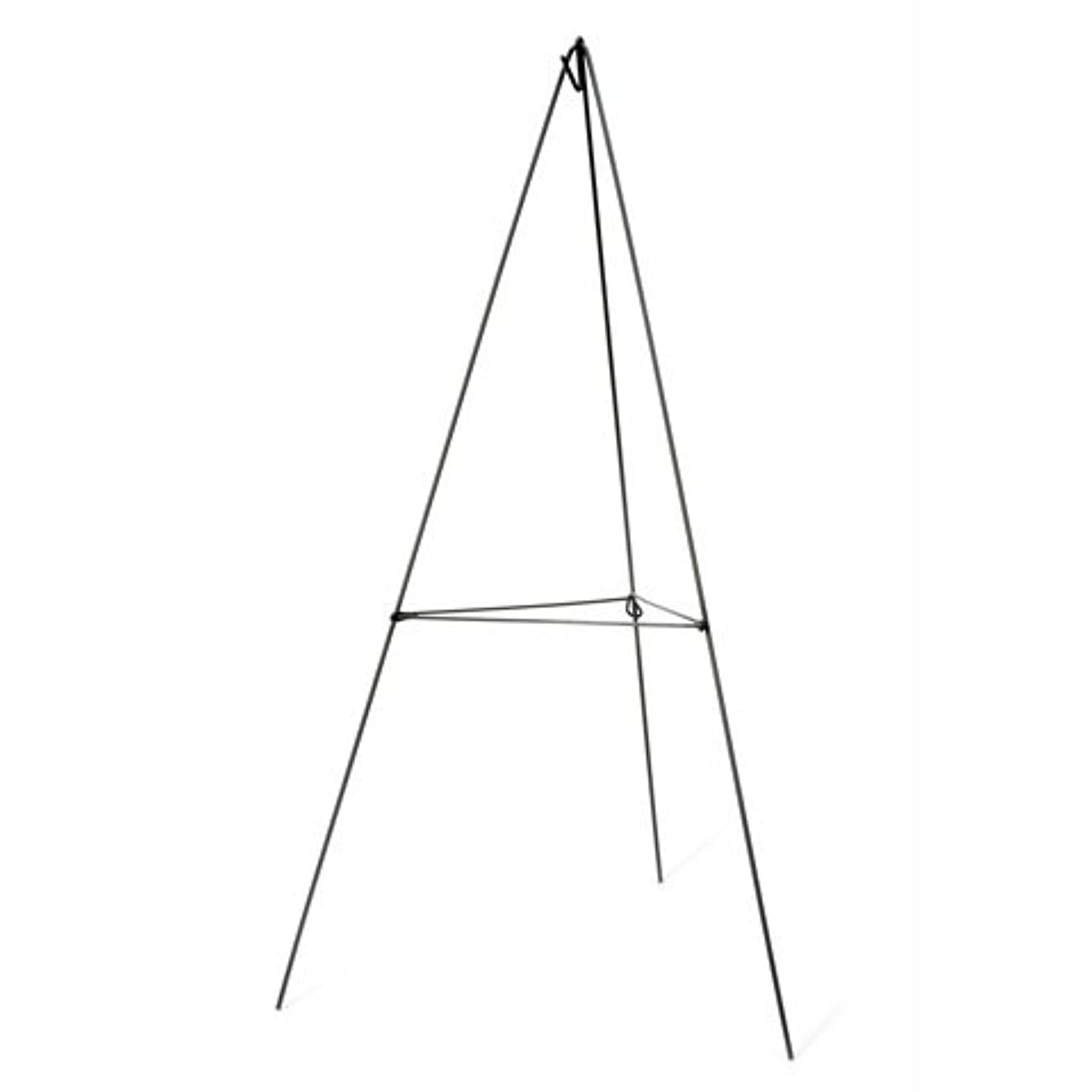 Metal Wire Easel-Green-18 inch