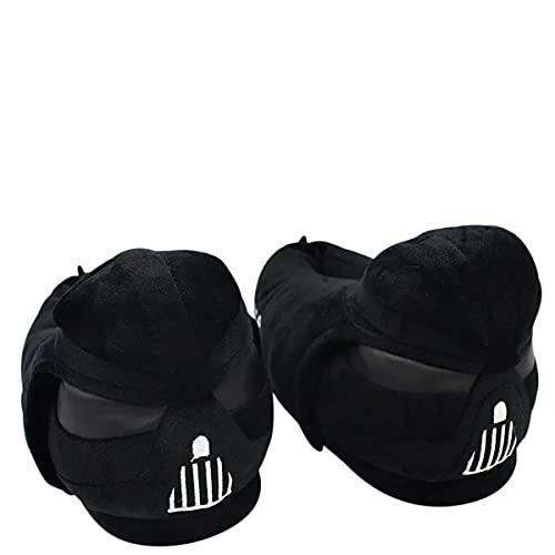 Pantufa Masculina Zona Criativa Darth Vader 10071554
