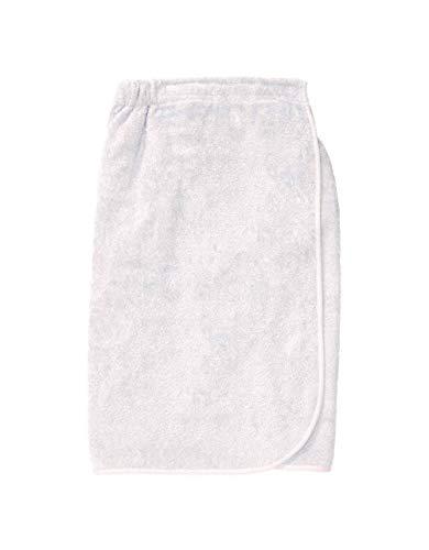 Sensei 023110.04 Luxury Parure Eponge Pareo Blanc Taille Unique