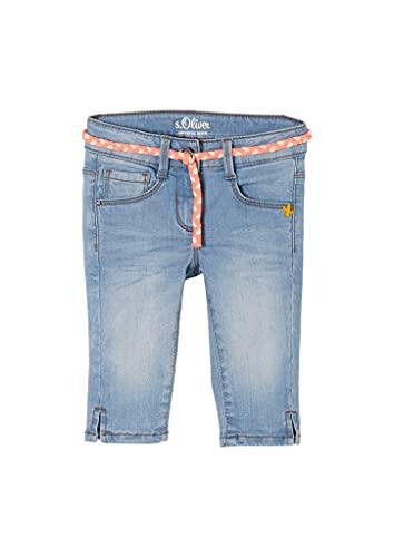 s.Oliver Mädchen 403.10.104.26.180.2062472.Slim Jeans, 54Z7, 128