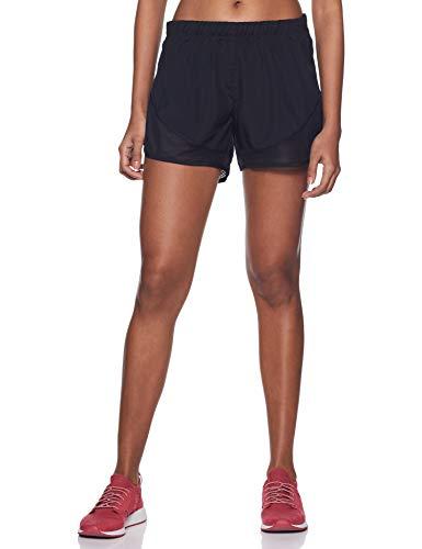 adidas M20 Short Speed Pantalones Cortos de Deporte, Mujer, Black, 2XS3