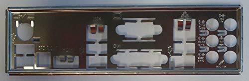ASUS P5Q-EM Blende - Slotblech - IO Shield