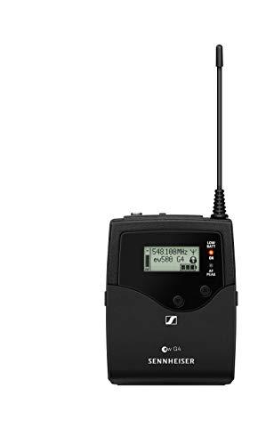 Transmisor de mano de micrófono inalámbrico Sennheiser (SKM 500 G4-GW)