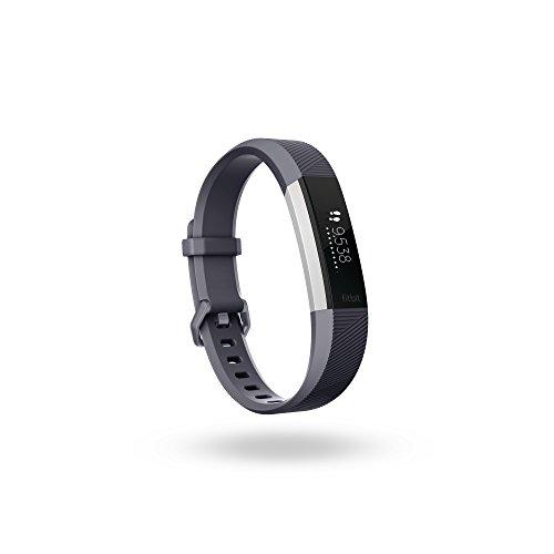 Fitbit Alta Hr Pulsera de Ritmo Cardiaco y Fitness, Gris, S