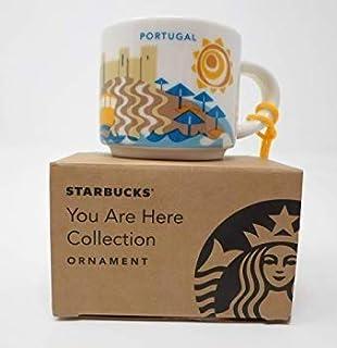 STARBUCKS スターバックス スタバ You Are Here Collection マグ Portugal / ポルトガル 59ml - 並行輸入品