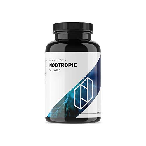 Neosupps Nootropic Brain Booster Kapseln, Größe:120 Kapseln