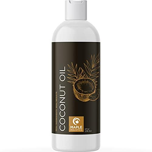 Maple Holistics Fractionated Coconut Oil