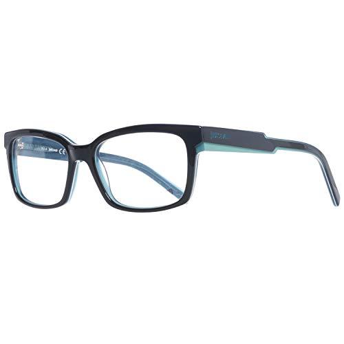Just Cavalli Optical Frame Jc0545 005 55 Montature, Nero (Schwarz), 55.0 Uomo