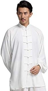 Tai Chi Clothing Martial Arts Uniforms Tai Chi Uniform Clothing, Breathable Chinese Qi Gong Martial Arts Wing Chun Shaolin...