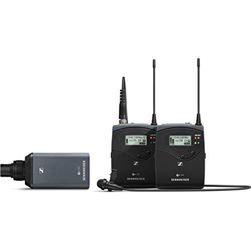 Sennheiser portables Drahtlosmikrofon-Set (EW 100 ENG G4-B)
