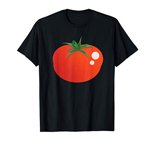 Disfraz de emoji de dibujos animados de tomate Camiseta