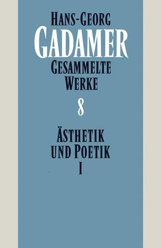 Gesammelte Werke, Bd.8, Ästhetik und Poetik