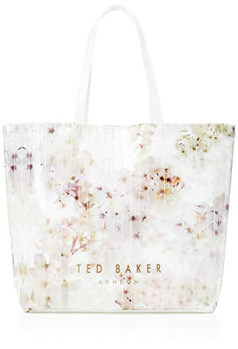 Ted Baker London SAZACON, ICON para Mujer, marfil, One Size