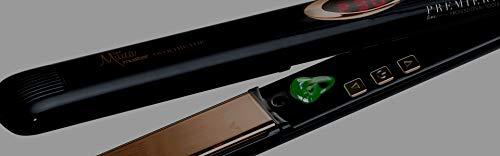 Muster Mitica Over The Top Professional Hair Straightener ionic & infrared fino a 230° C UP TO con 8 punti di stabilità