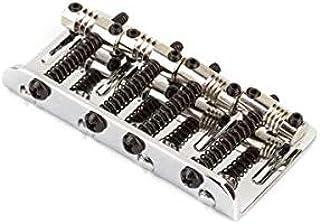 Fender American Deluxe 4-String Bass Bridge Assembly (`04-`10), Chrome
